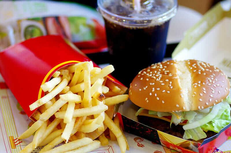 McDonald's is Last in Fast Food Survey - Fast Food Menu Prices