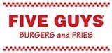 Five Guys Menu Prices