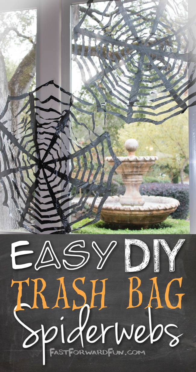 Diy Halloween Decor Using Trashbags! So Easy And Cheap. (Fun Video Tutorial  And