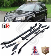 LAND ROVER FREELANDER 2 OEM STYLE ROOF RACK ROOF RAILS