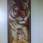 Animal 5D DIY Diamond Painting, Tiger