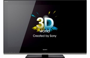 Sony 3D Television