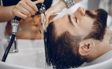 Men's Hair Cutting Style