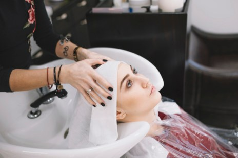 Stop over-washing your hair