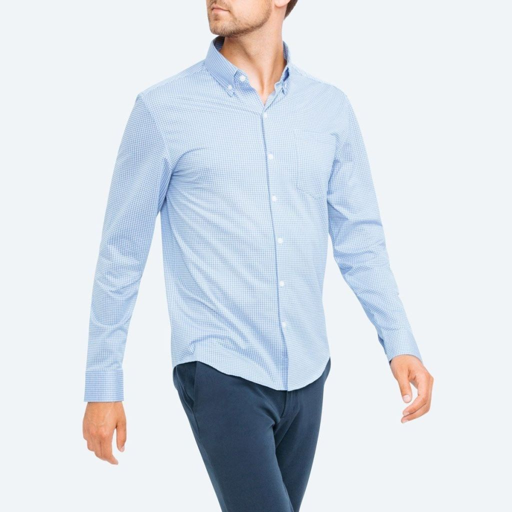 Ministry of Supply Hybrid Dress Shirt