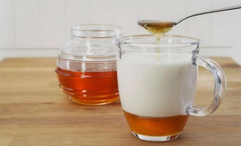Benefits Of Honey And Milk