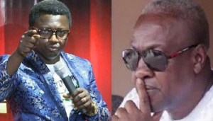Opambuor Declares Full Support For Mahama After NPP Neglect. 4