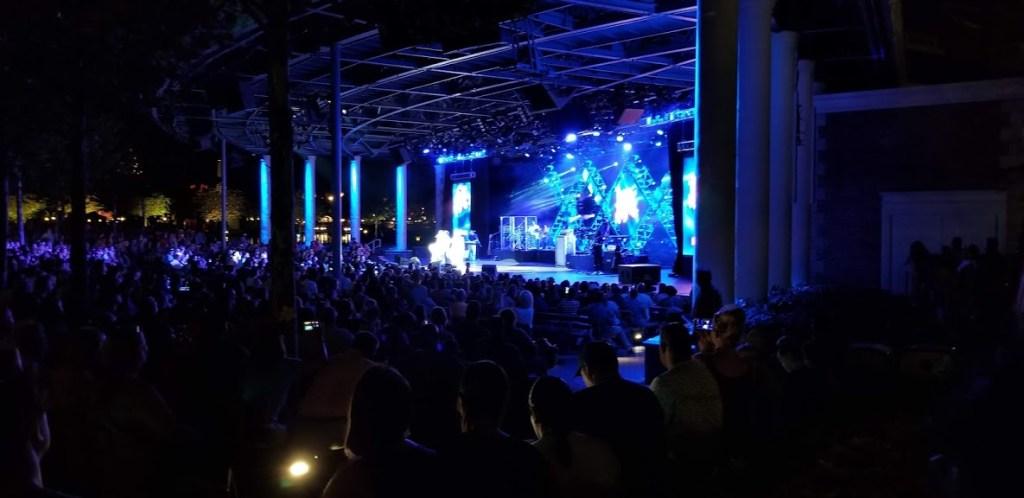 Boys II Men - Epcot's Eat to the Beats Concert