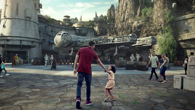 Star Wars Galaxy's Edge to open on August 29th at Disney World's Hollywood Studios