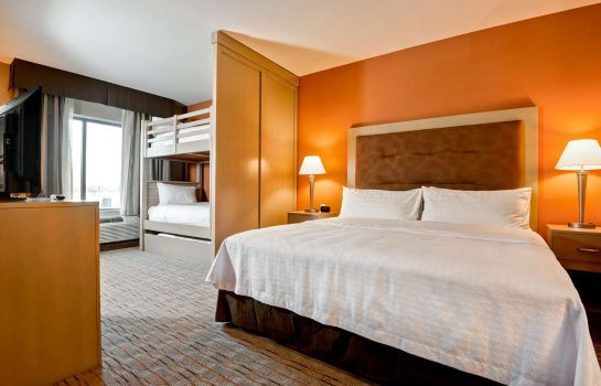 Homewood Suites by Hilton Anaheim Convention Center Family Suite