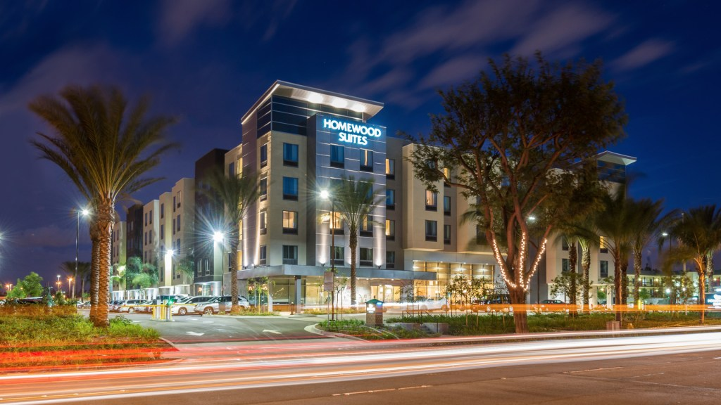 Homewood Suites by Hilton Anaheim Convention Center