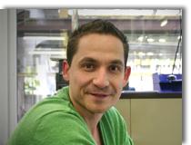 Michaël Lorenzi - Assistant Logistique