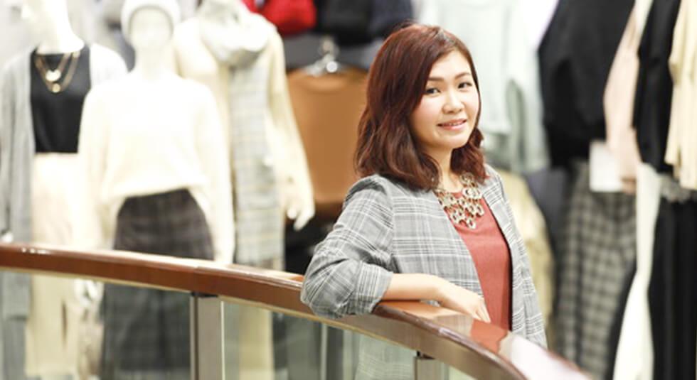員工介紹 Catherine | GU 香港 招聘 | FR集團徵才資訊
