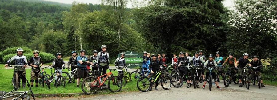 drop the post mtb club