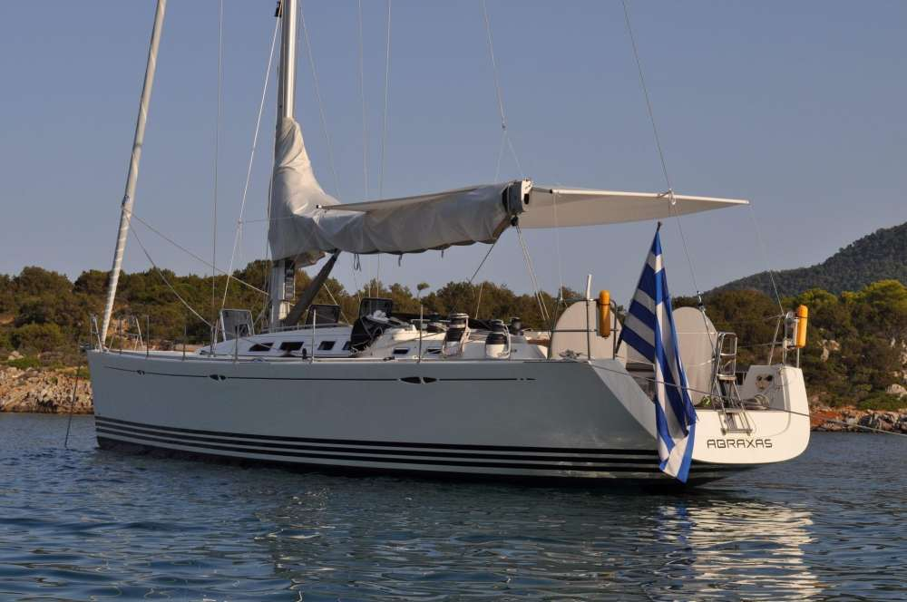 medium resolution of the x 50 offers a top class sailing experience stunning look exceptionally high quality top materials and danish design with its characteristically clean