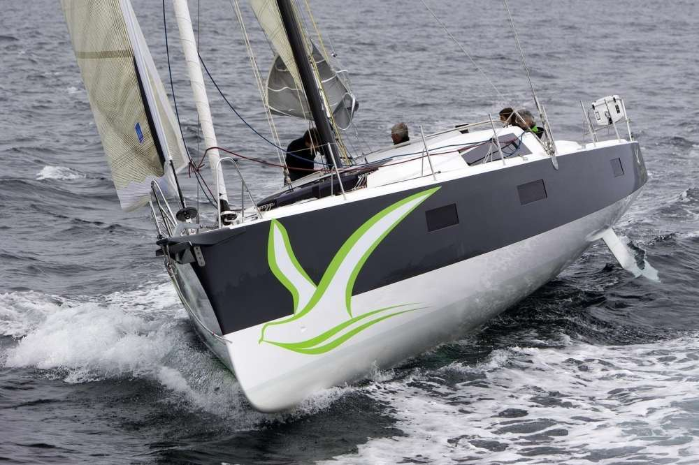 medium resolution of not another irc orc optimized floating caravan enjoy gliding at 8 10 15 kts with ease comfort and safety in the 2012 arc race