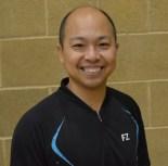 Zeyar Win, head coach at FastStep Badminton Academy