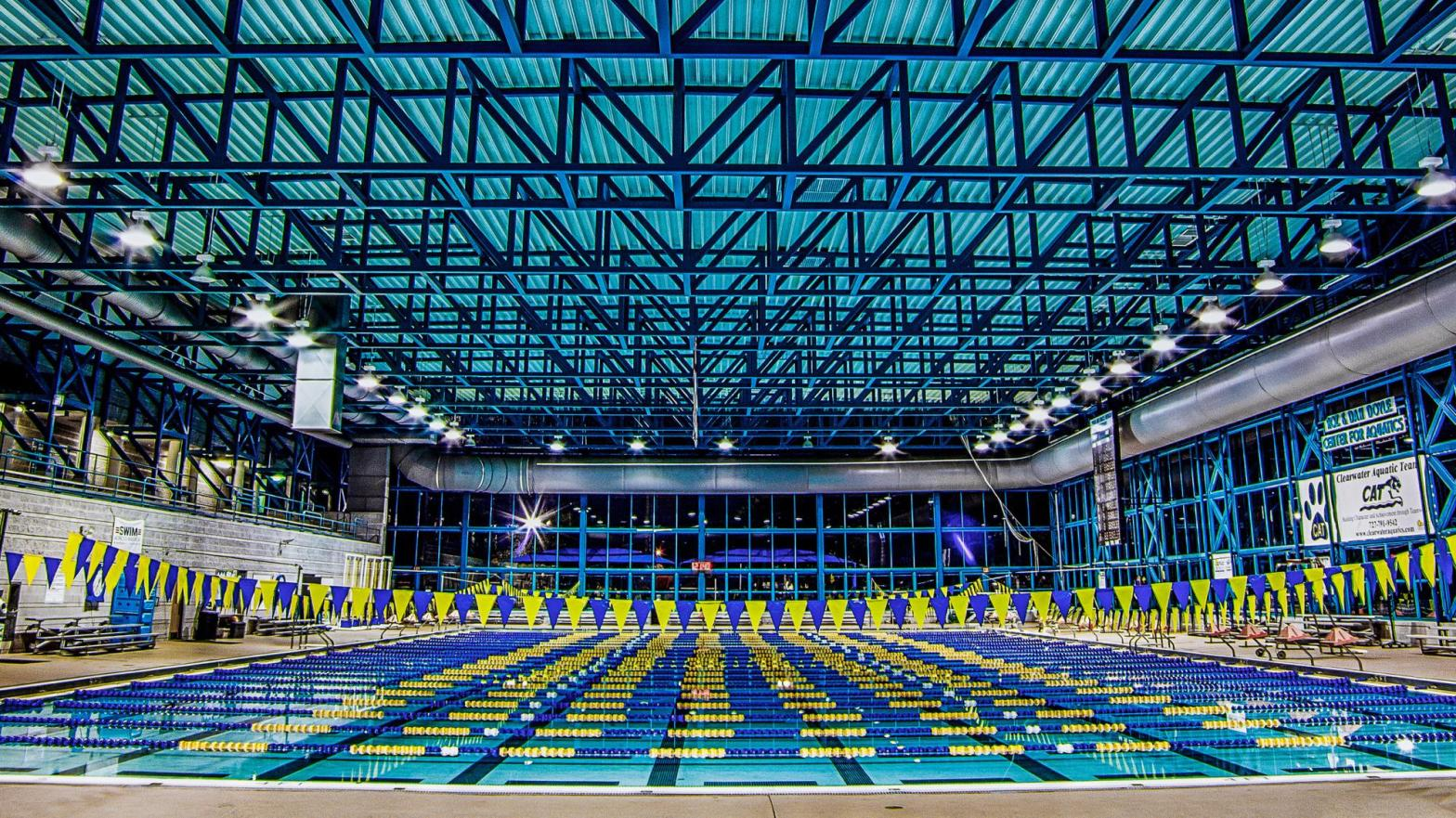 Long Center Pool