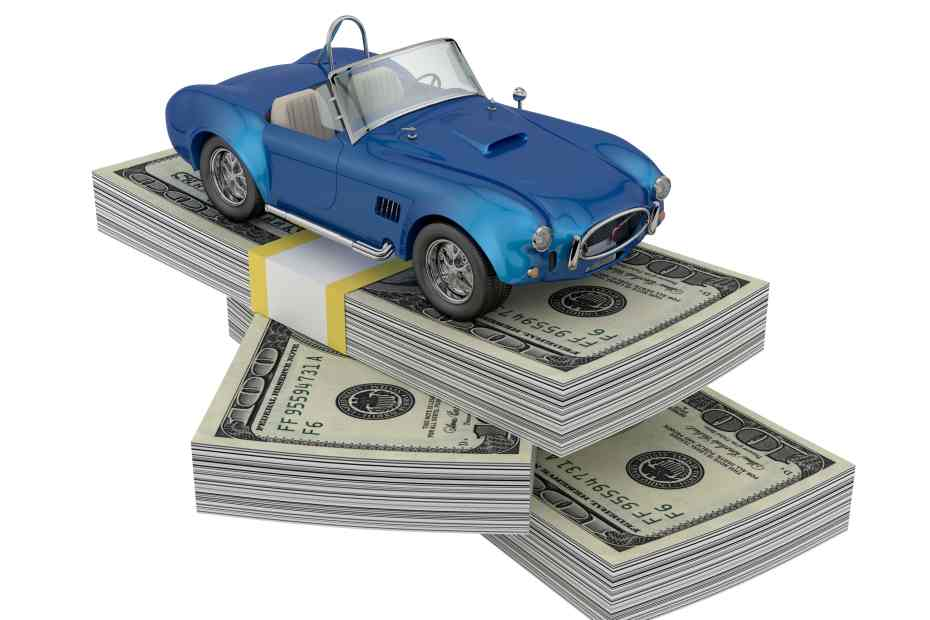Classic Car Title Loans for Cash