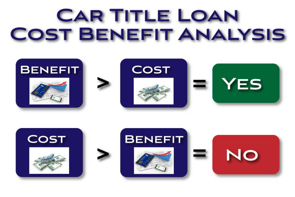 Car title Loan Cost Benefit Analysis