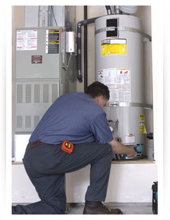 Can You Lay Down A Gas Water Heater