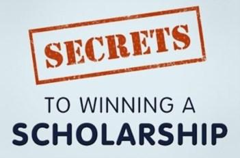 Winning Scholarship Online