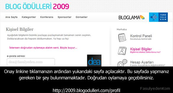 BÖ2009 Fasulyeden