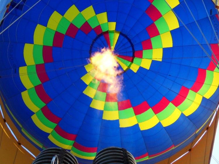 Fahrt buchen mit Faszination-Ballonfahrt