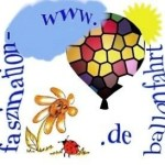 Logo Faszination Ballonfahrt