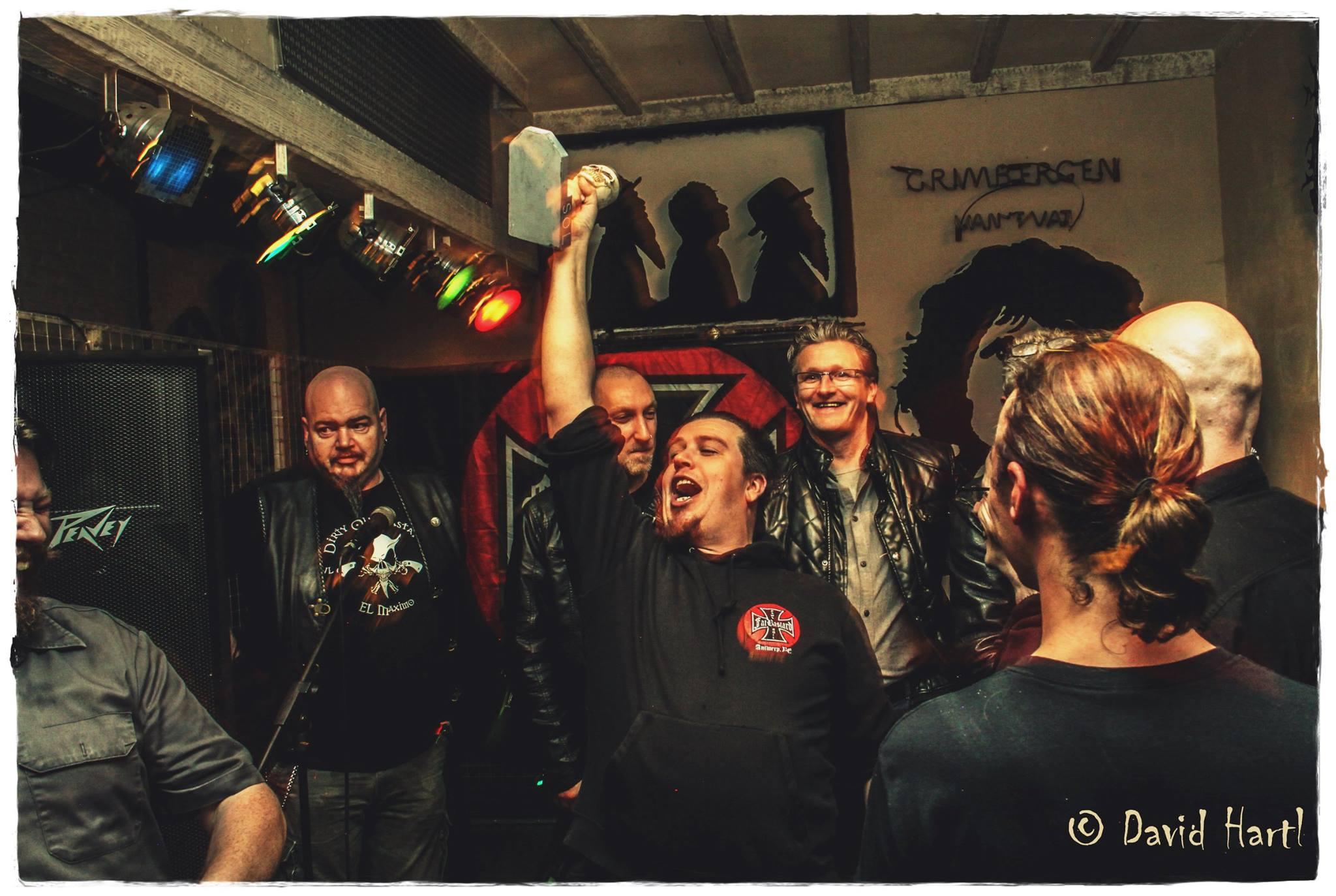 "Dixie Time ""Strijd om Lier"" Band Battle (final) – 2015"