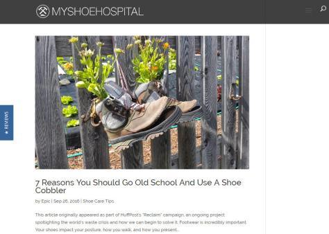 Blog myshoehospital
