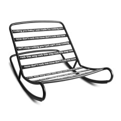 How To Make A Rocking Chair Not Rock Thonet Bent Plywood For Beanbag Fatboy Keep On Outside