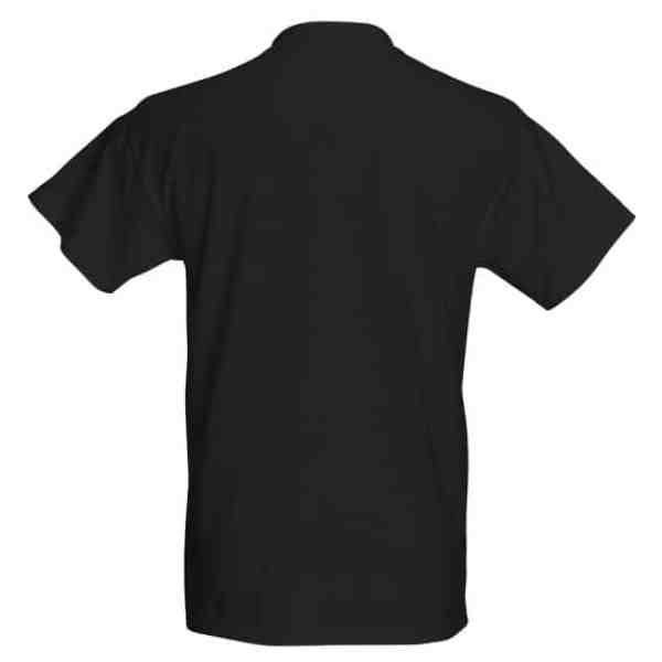 Maglietta Nera dietro FATBT