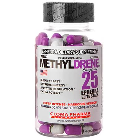 Methyldrene 25 Elite Cloma Pharma Ephedra, cloma pharma methyldrene, methyldrene, methyldrene 25 EPH.