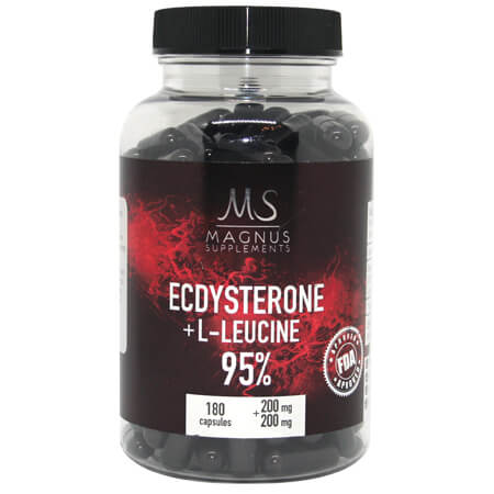 Ecdysteron L-Leucin Magnus Supplements