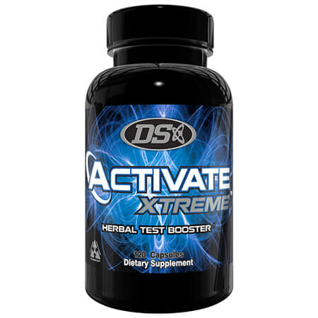 Activate Xtreme Testosterone Booster Driven Sports