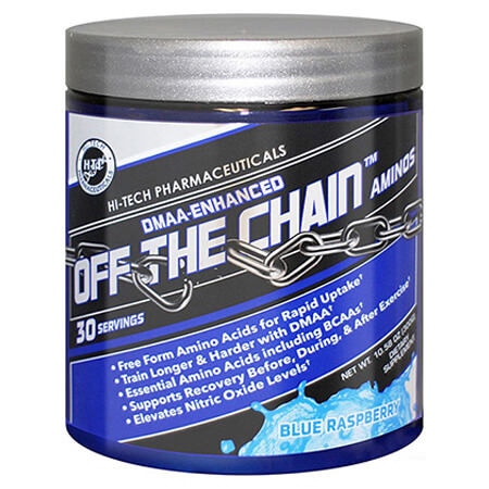 Hi Tech Off The Chain DMAA