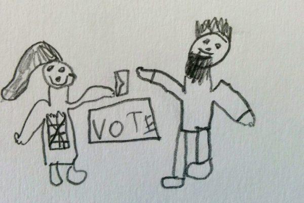 le vote, c'est important