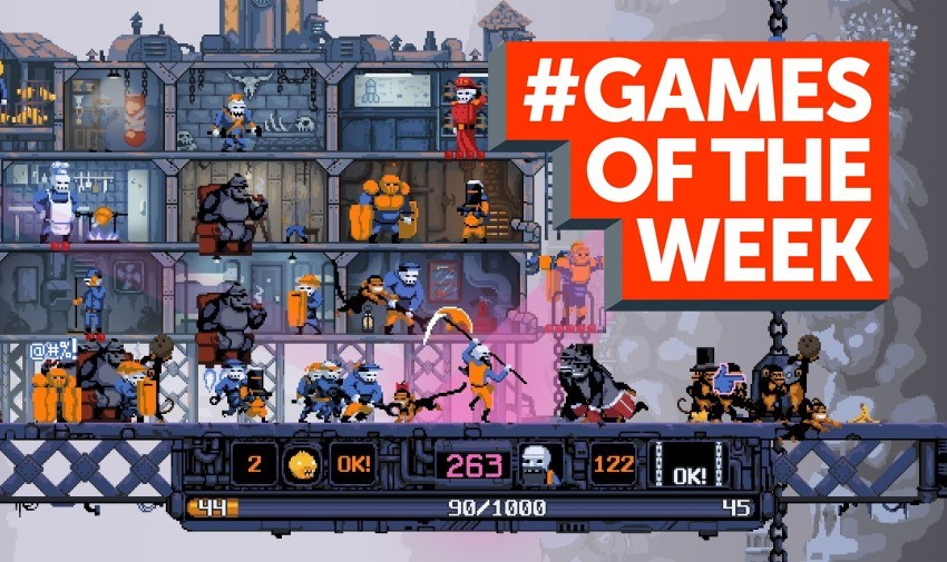 GAMES OF THE WEEK – The 5 best new games for iOS and Android – January 24th