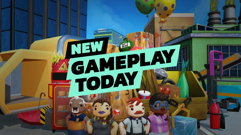 New Gameplay Today — Totally Reliable Delivery Service