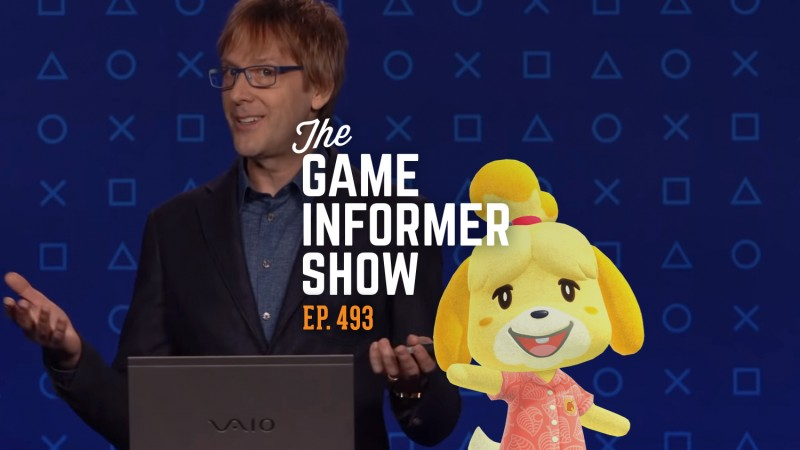 GI Show — PlayStation 5 Reveal Reactions