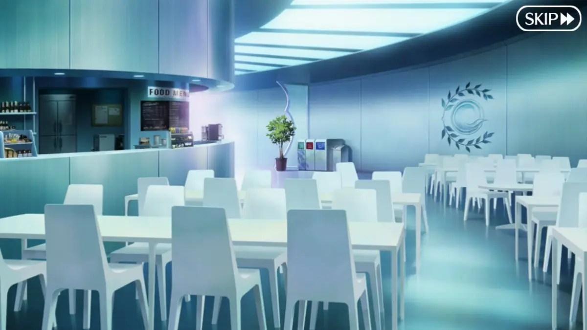 【FGO】カルデア食堂!?実在していたのか!?よかった…サンソンは好きで廊下飯してたんだね…