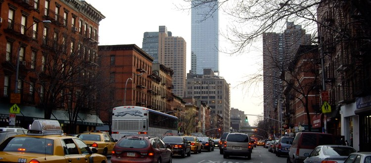 Hell's Kitchen area NYC