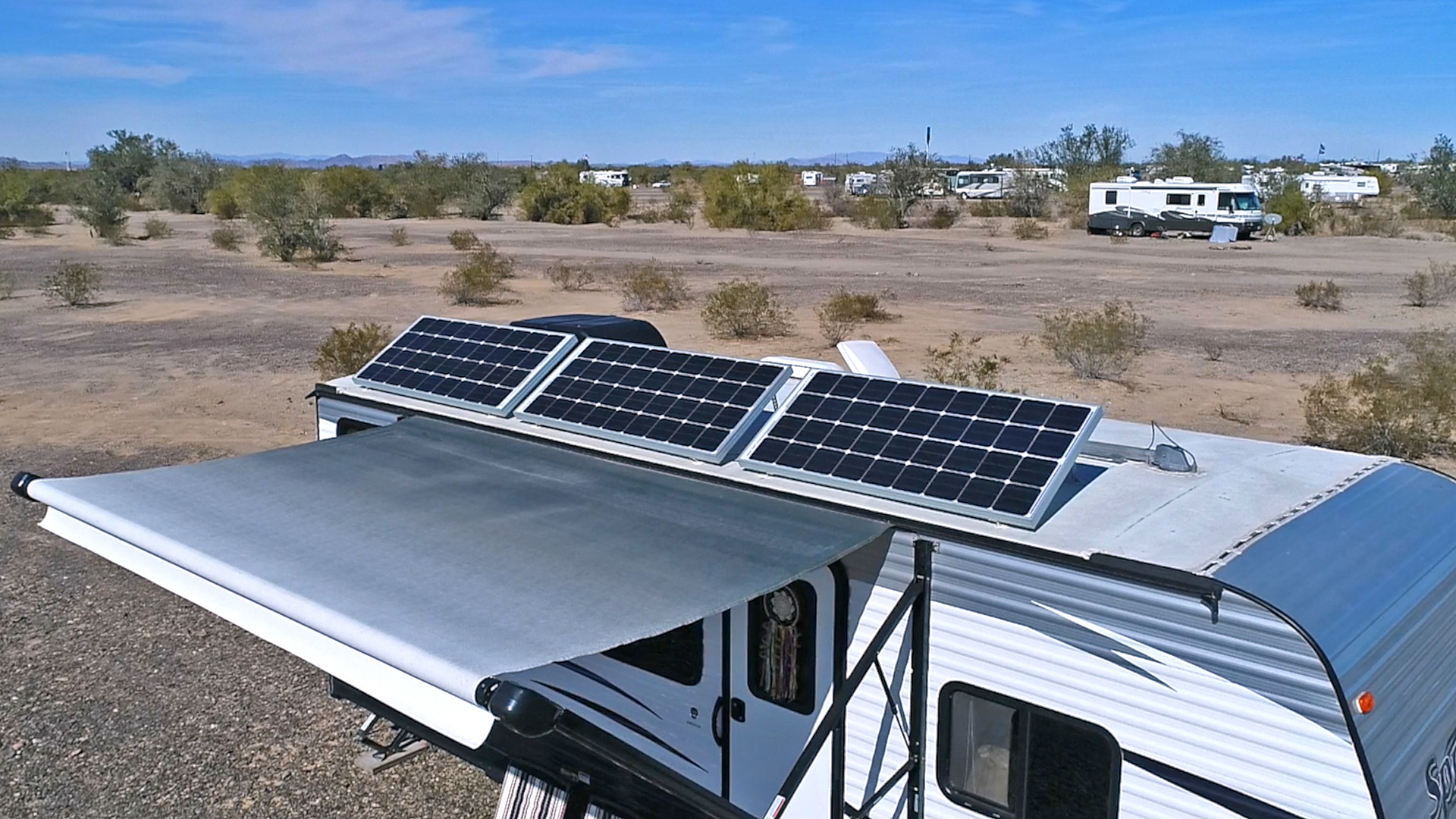 Rv Ac Wiring W 3 Acs Easy Diagrams How To Power An Air Conditioner With Solar Full Time Living Rh Fateunbound Com Coleman Covers Thermostat