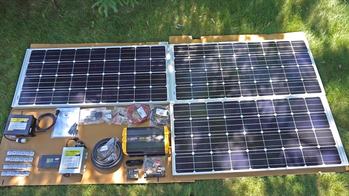 Off Grid Rv Solar Review For Boondocking Amp Dry Camping