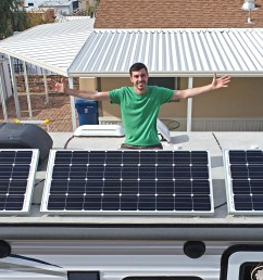 off grid rv solar review for boondocking dry camping [ 4599 x 2331 Pixel ]