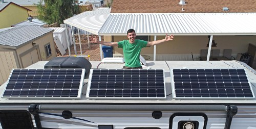 small resolution of off grid rv solar review for boondocking dry camping