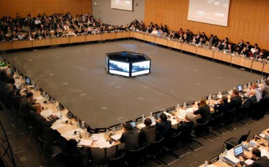 Plenary in Session