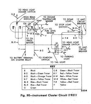 52 wiring harnessengine swap  Ford Truck Enthusiasts Forums