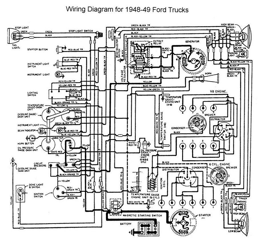 Flathead_Electrical_wiring1948 49truck?resize=665%2C622 1995 48 volt club car wiring diagram wirdig readingrat net 48 Chevy Volt at readyjetset.co